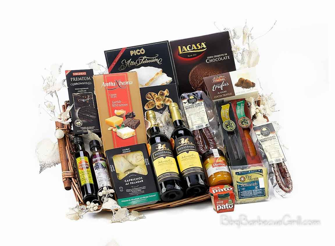 Best tailgate gift basket