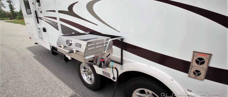 Best tailgate grills for trucks