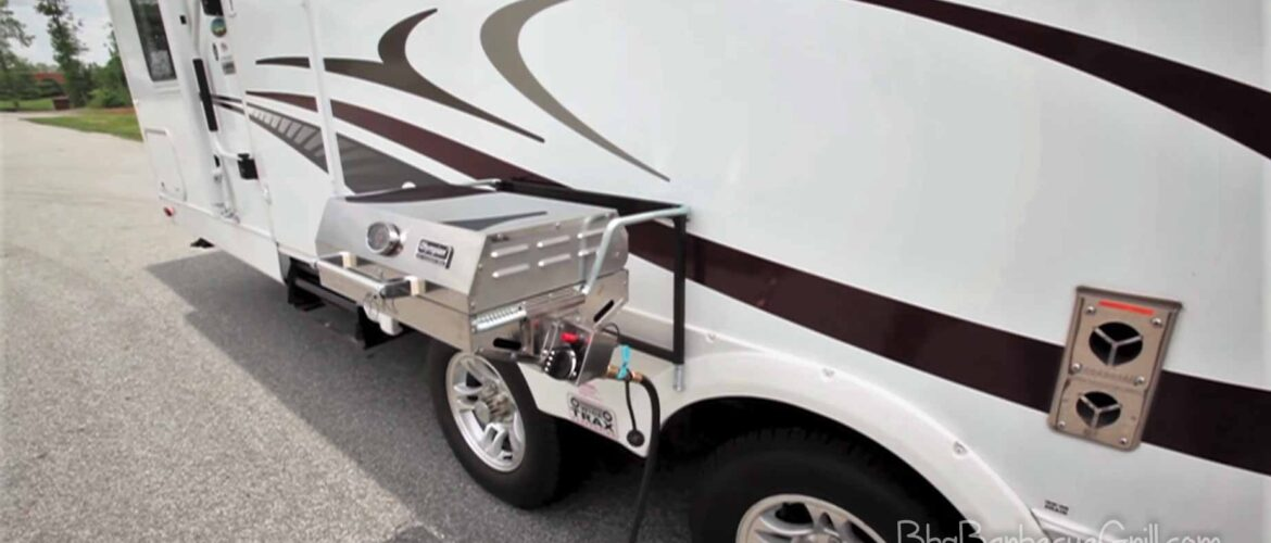 Best tailgate grills for trucks