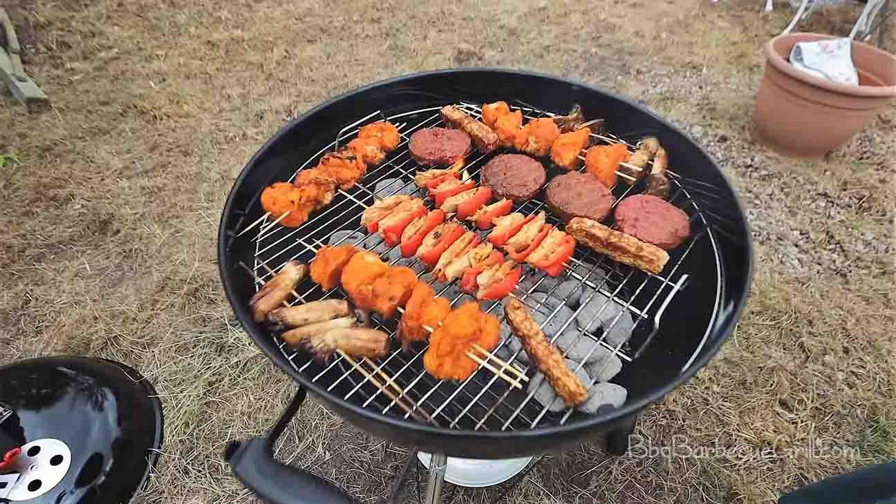 Best vegetarian grilling cookbook