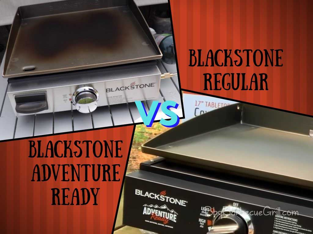 Blackstone adventure ready vs Regular