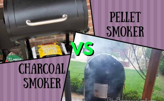 Charcoal smoker vs pellet smoker