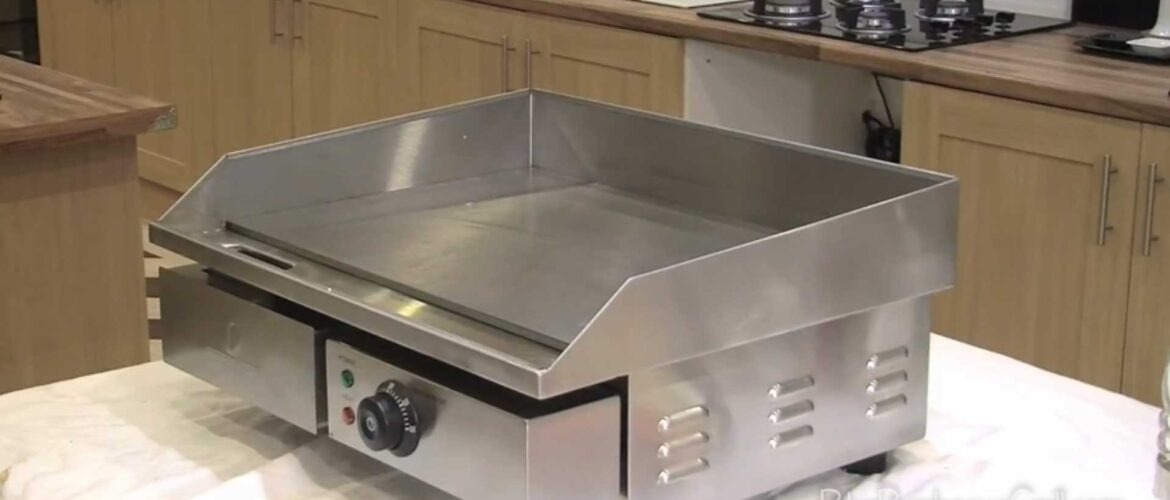 The Top Five Best Commercial Electric Flat Top Grills in ...
