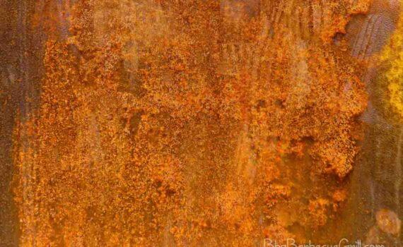 Do weber grills rust