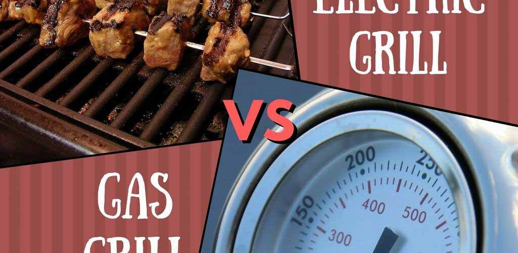 Electric Grill Vs Gas