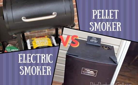 Electric smoker vs pellet smoker