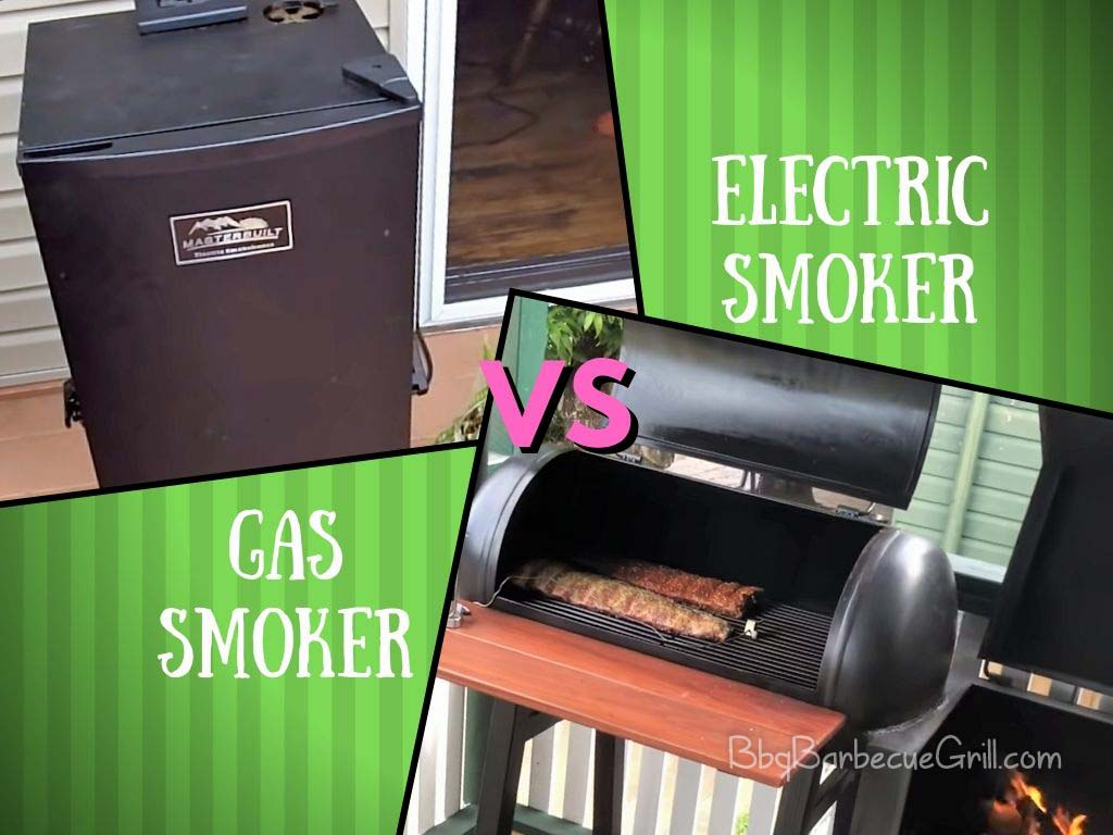 Gas Smoker vs. Electric Smoker