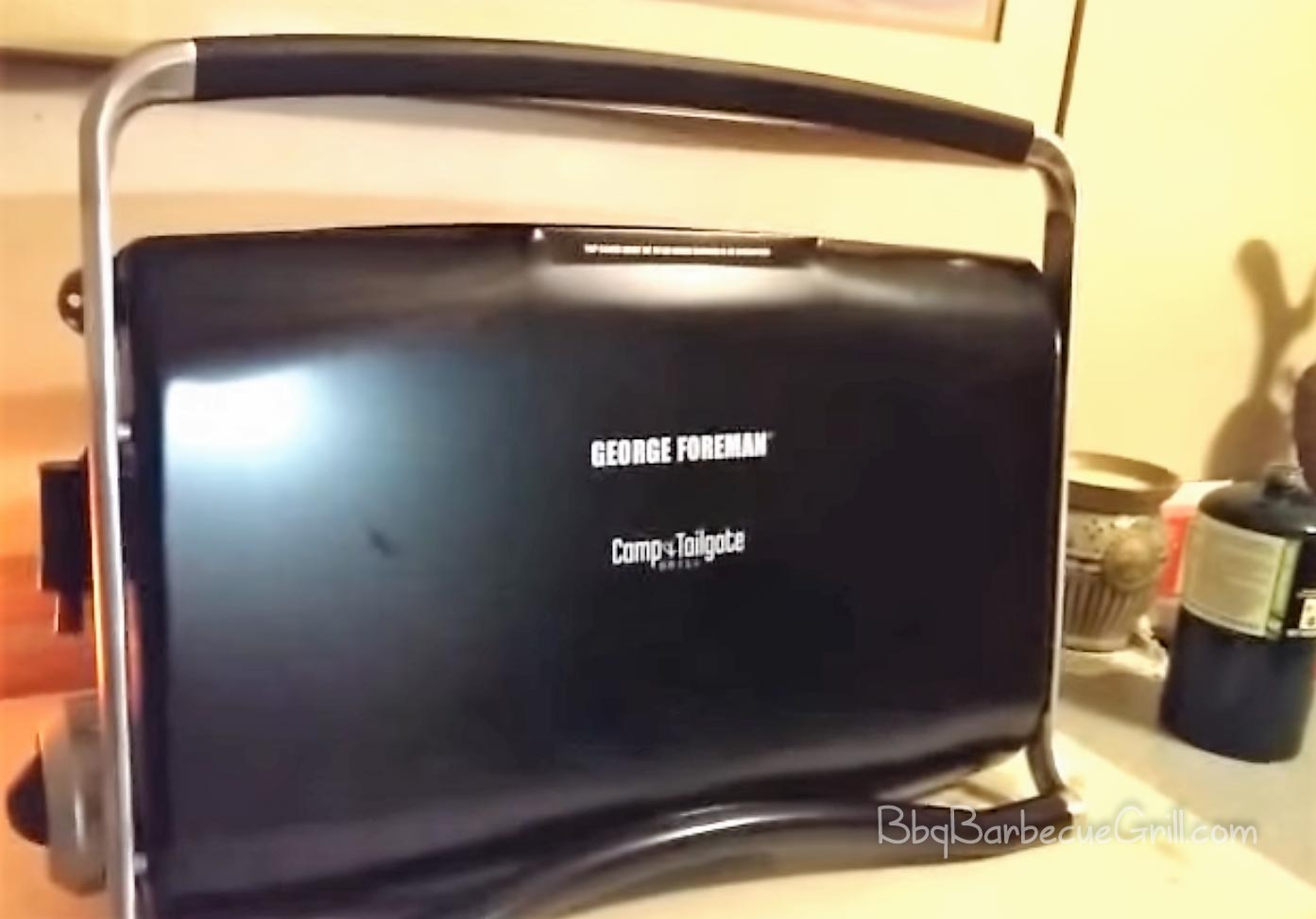 George Foreman GP200GM Portable Gas Grill