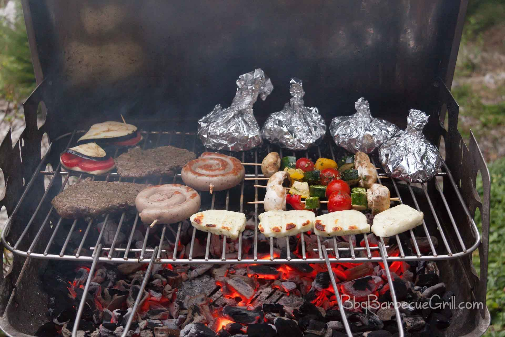 Barbecue grill: types, sizes, choices and rules of care 12