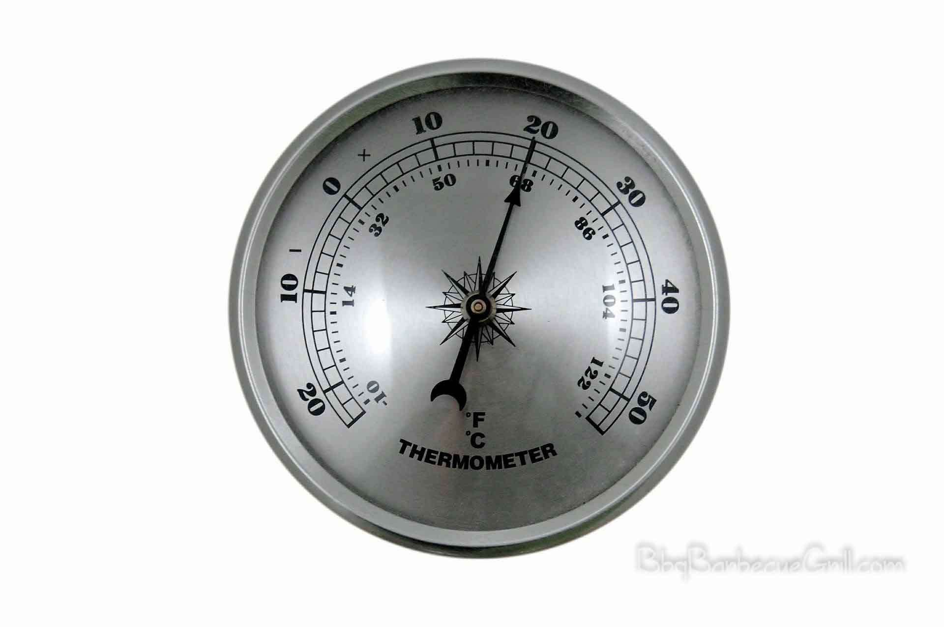 Grilling temperatures