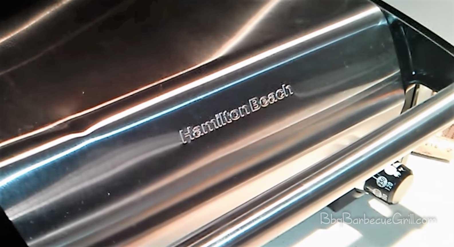 Hamilton Beach 25360 Indoor Flavor/Searing Grill