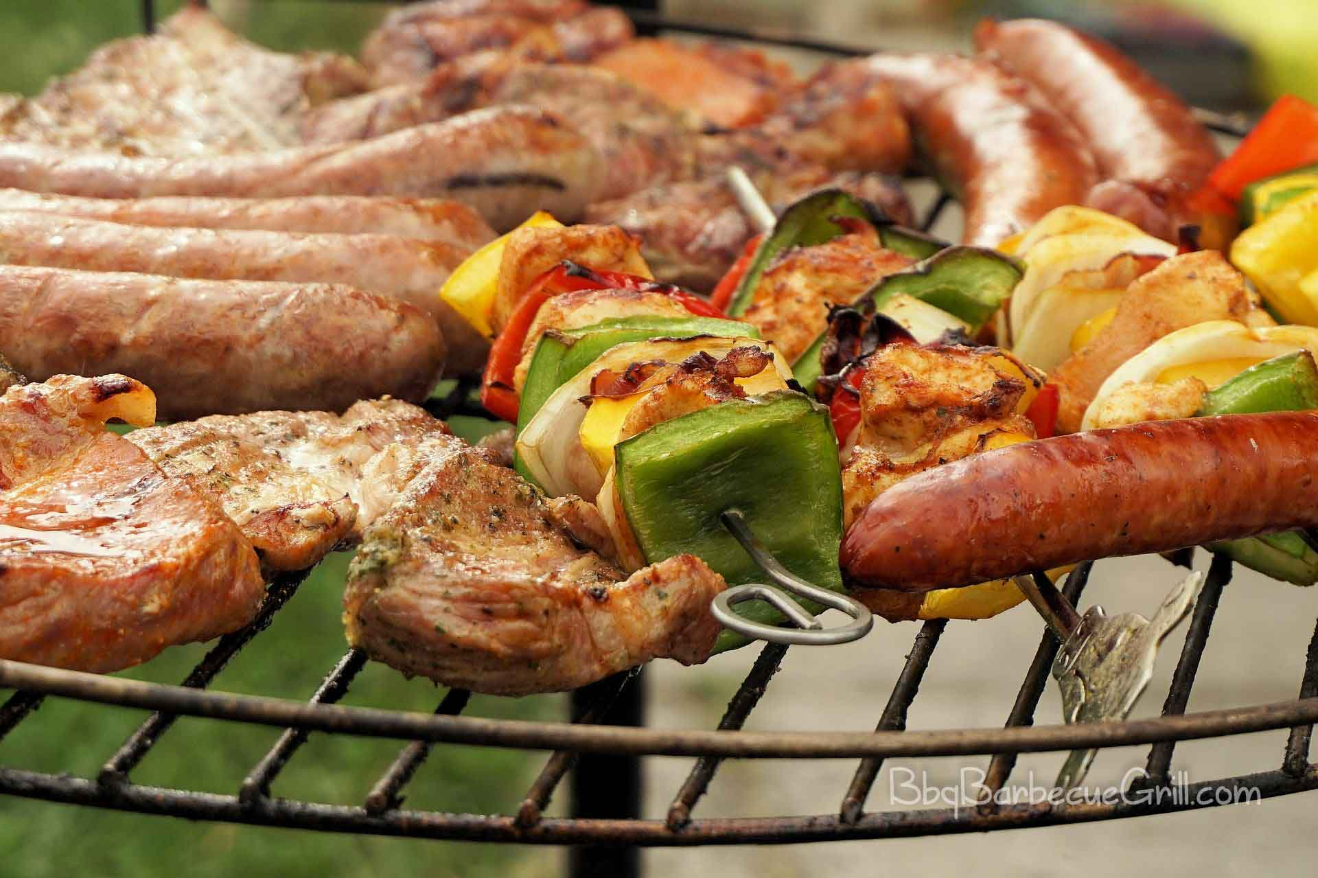 Health benefits of grilling food 1