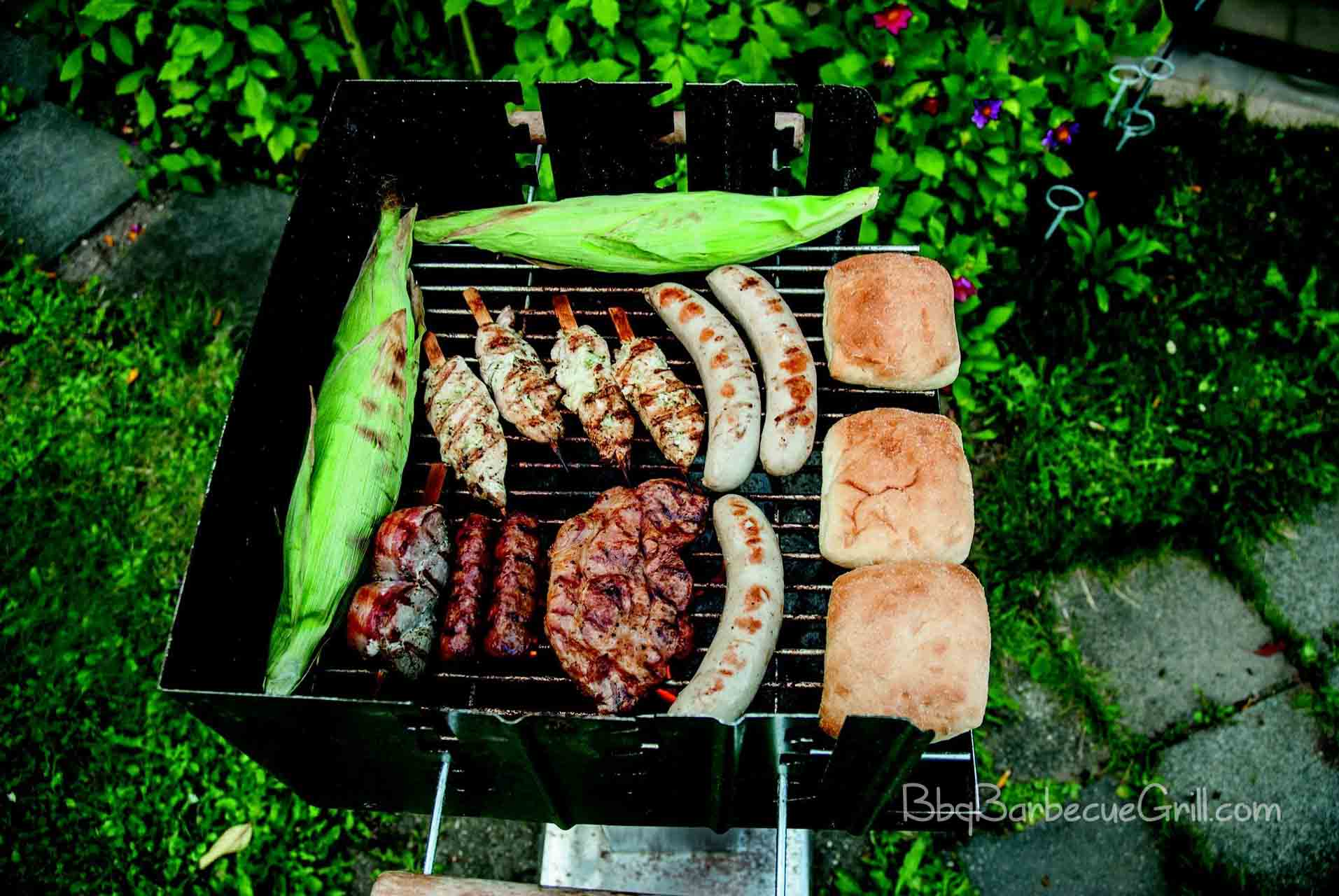 Health benefits of grilling food 2