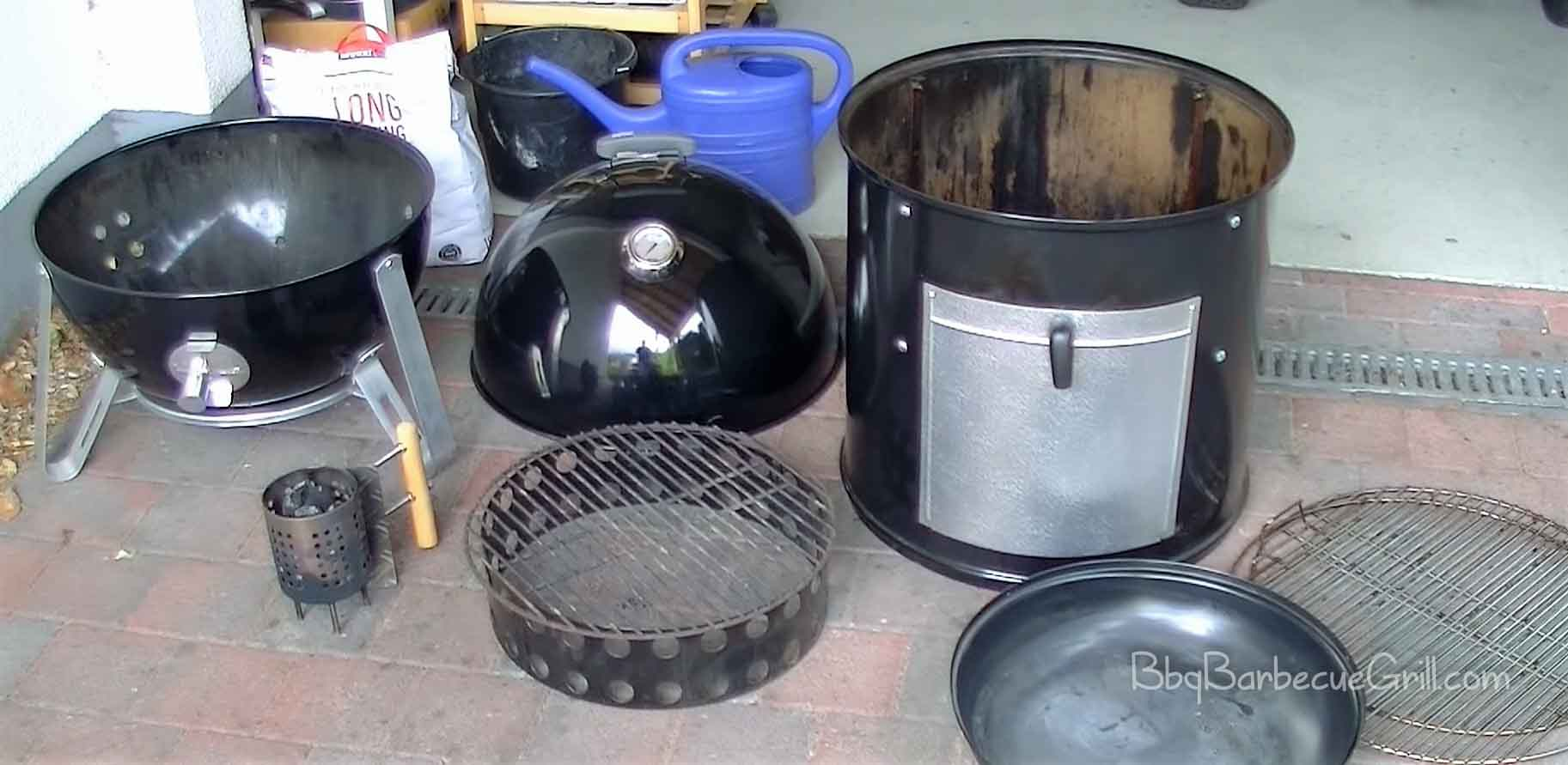 How to Use a Weber Smoker