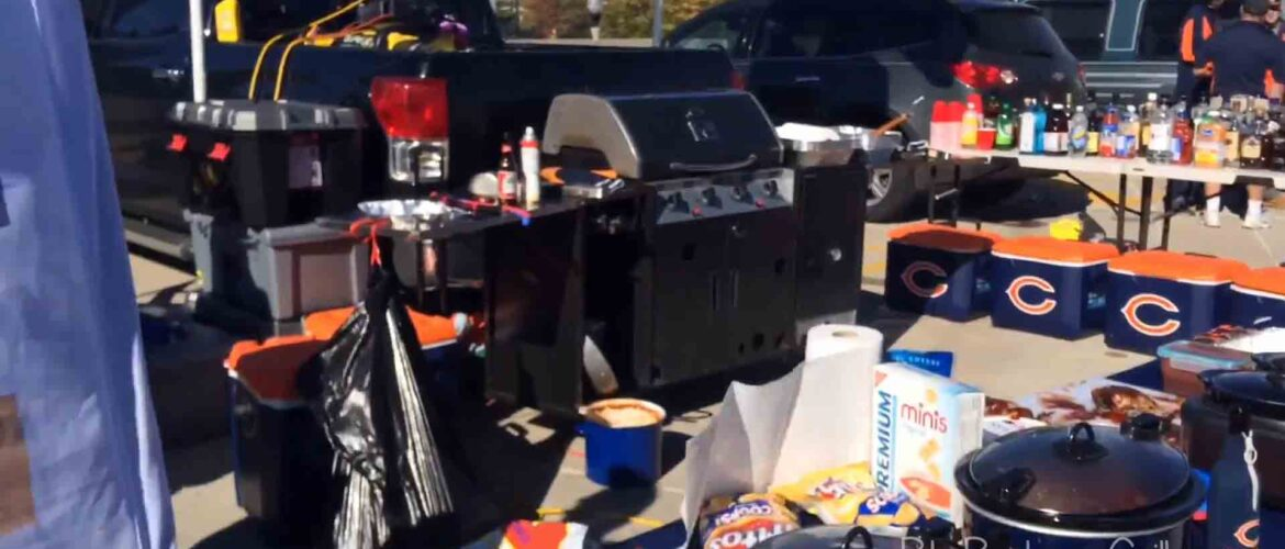 How to tailgate like a pro