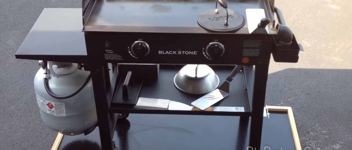 How to use blackstone griddle
