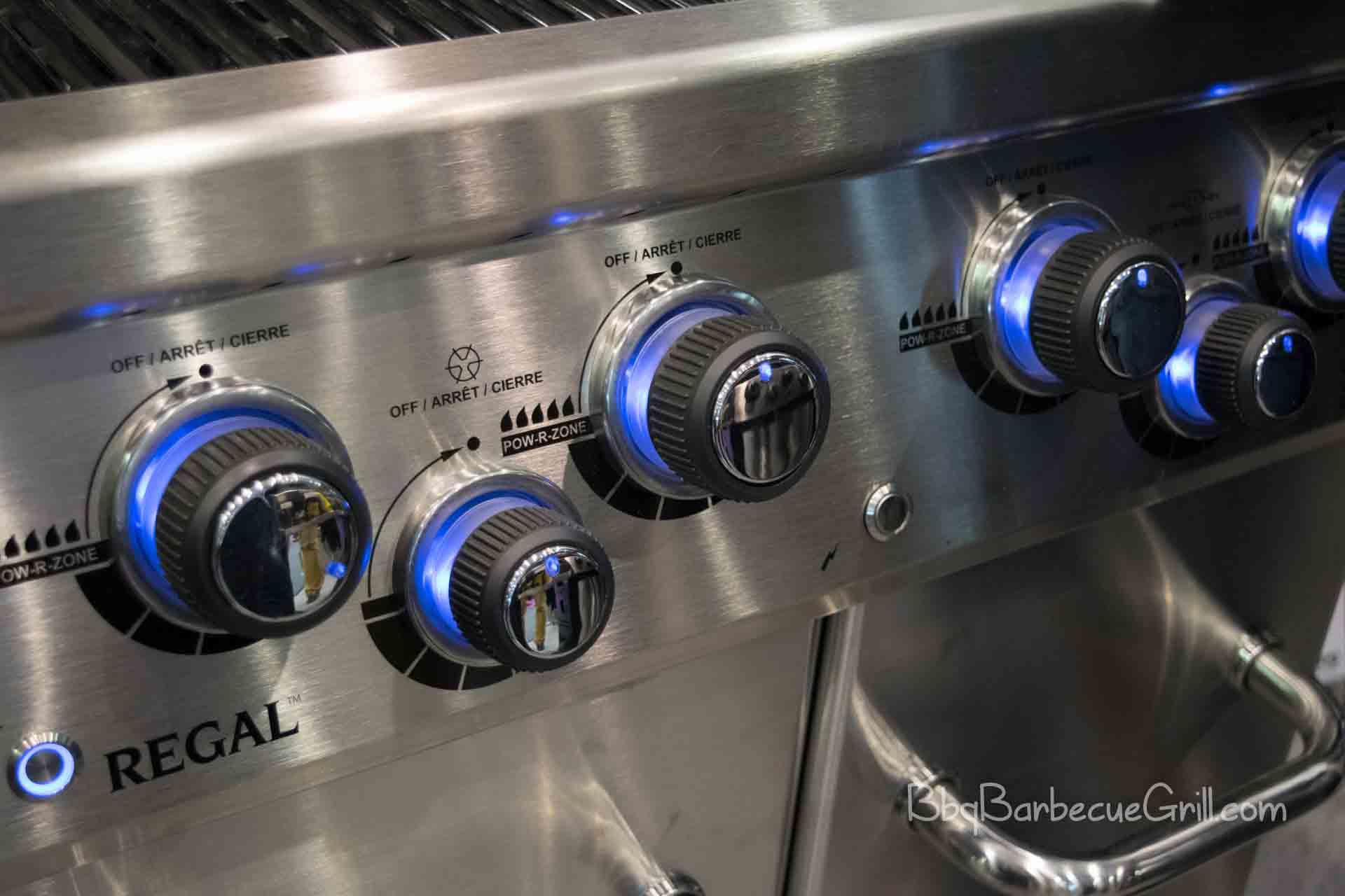 Hybrid grill