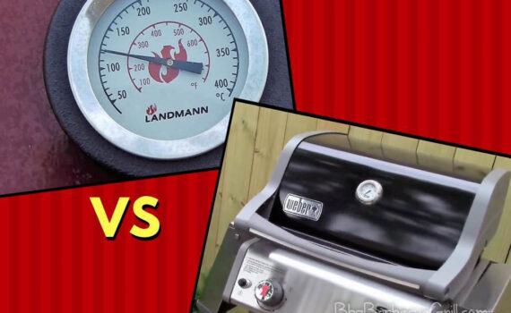 Landmann vs weber