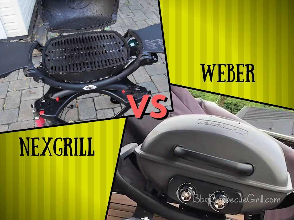 Nextgrill vs weber