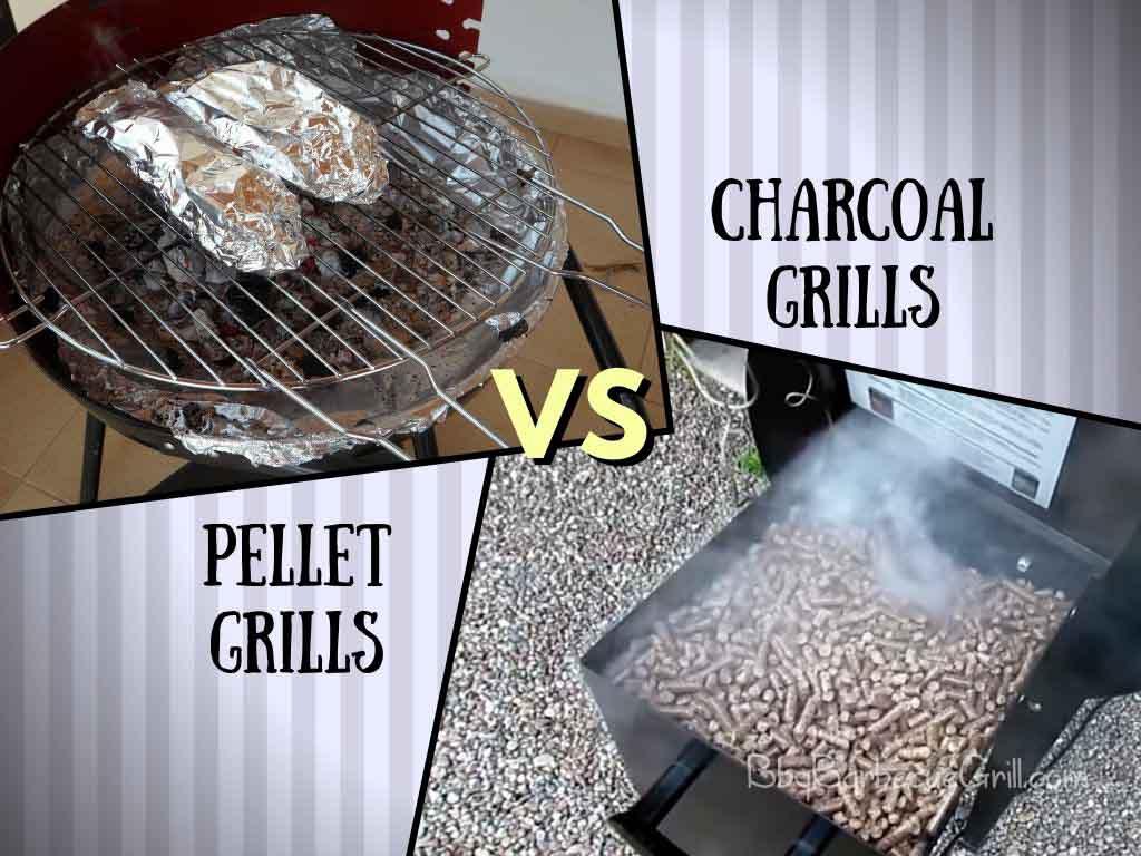 Pellet Grills Vs. Charcoal Grills