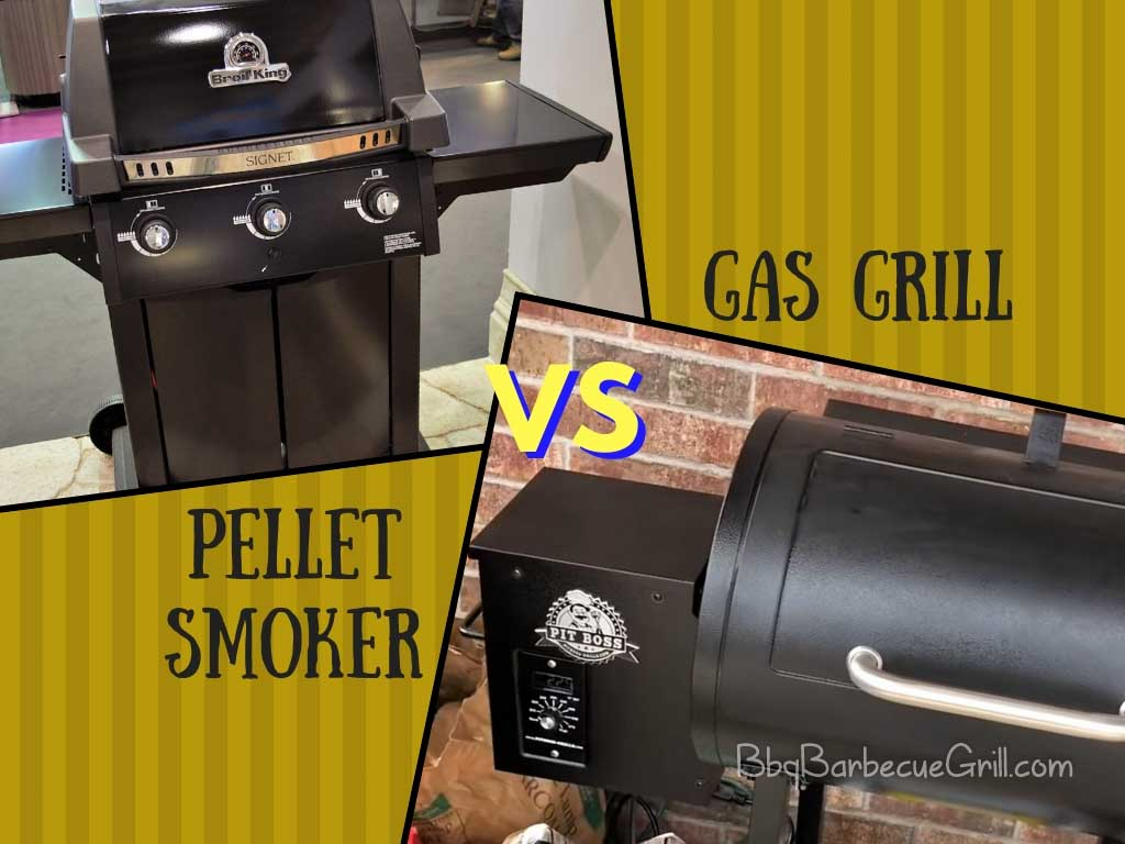 Should You Buy a Pellet Smoker vs. Gas Grill? - BBQ, Grill