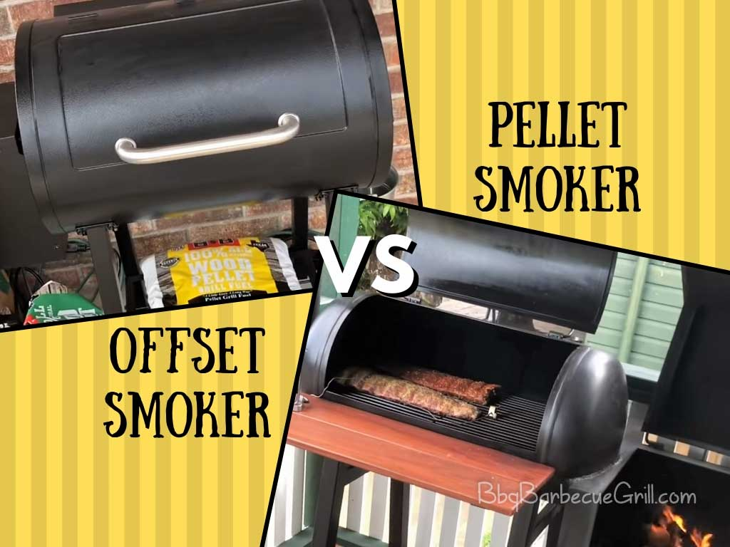 Pellet smoker vs offset smoker