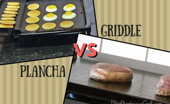 Plancha vs griddle
