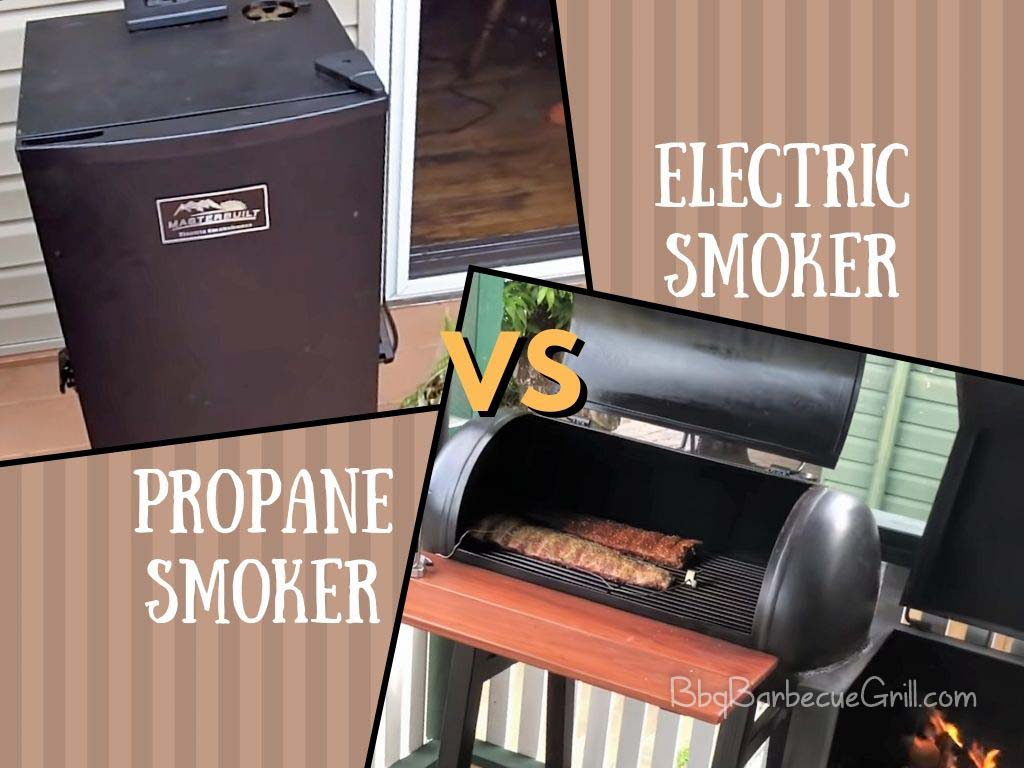 Propane Smoker vs Electric Smoker