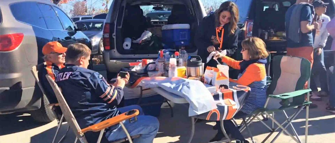 Tailgate tips