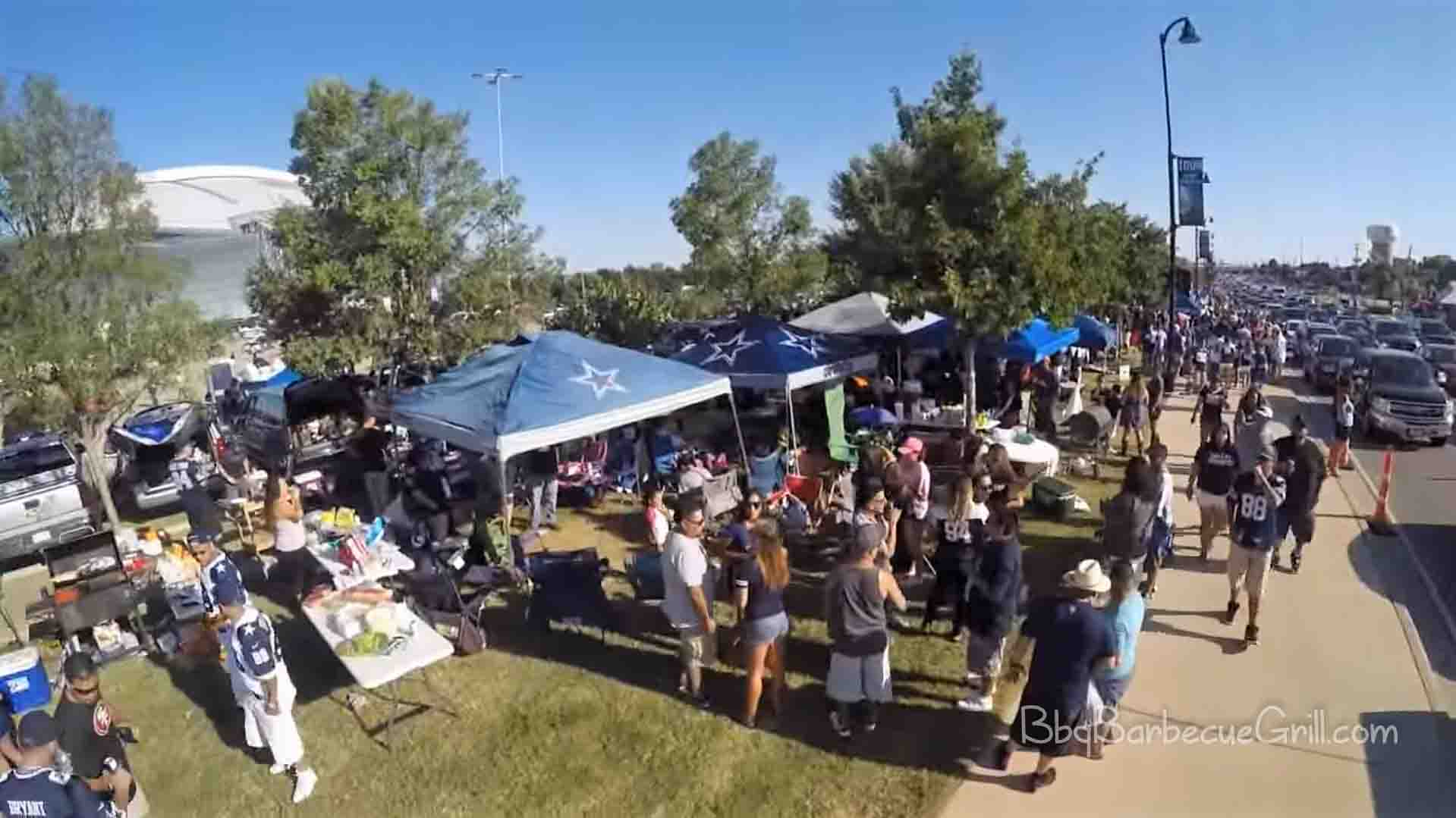 Tailgating for beginners