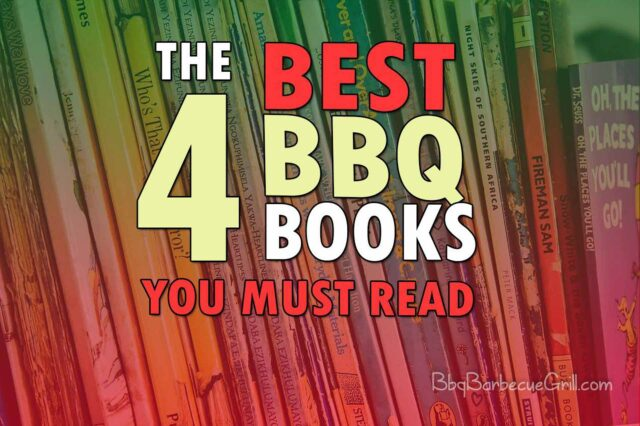 The 4 best barbecue books