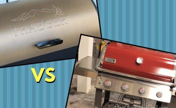 Traeger vs weber gas grill