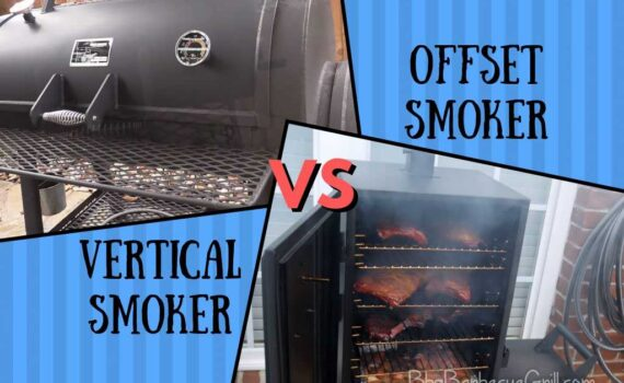 Vertical smoker vs offset smoker
