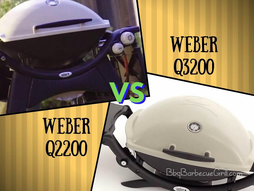 Weber Q2200 vs Q3200 Grill