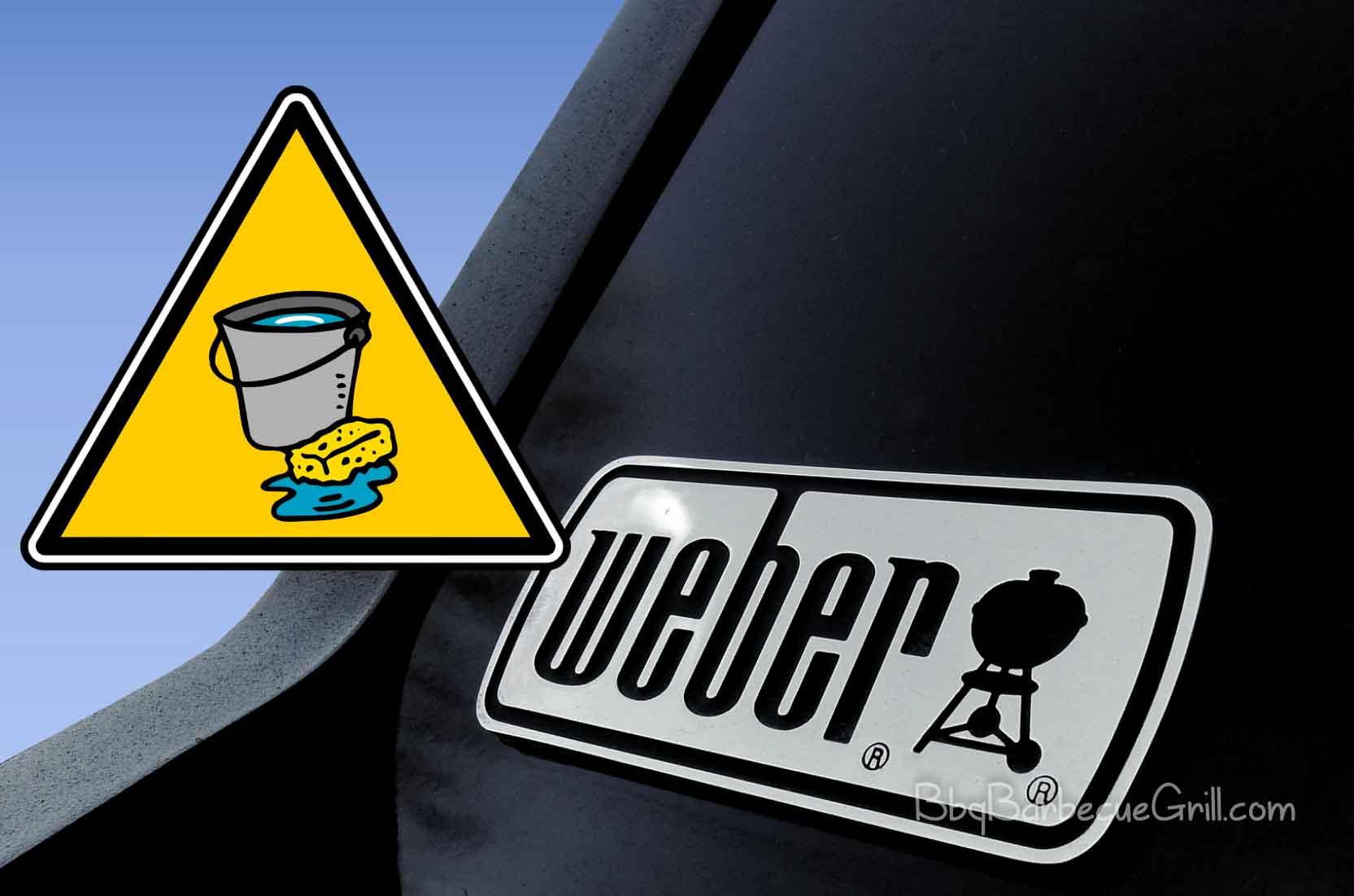 Weber grill maintenance