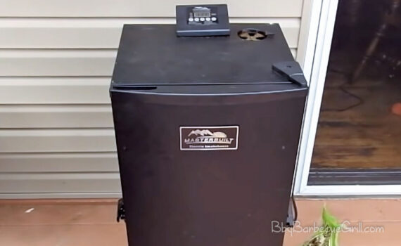 What is an electric smoker